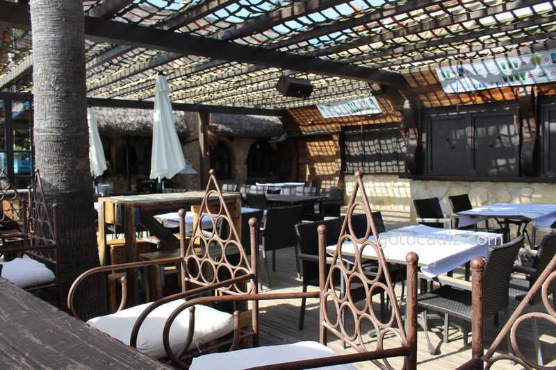 Y otra terraza del Sajorami