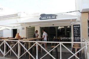 Restaurante Salvaje en Zahara de los Atunes