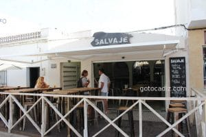 Salvaje Zahara: un restaurante curioso