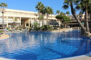 Hotel Sensimar Playa La Barrosa 4/7