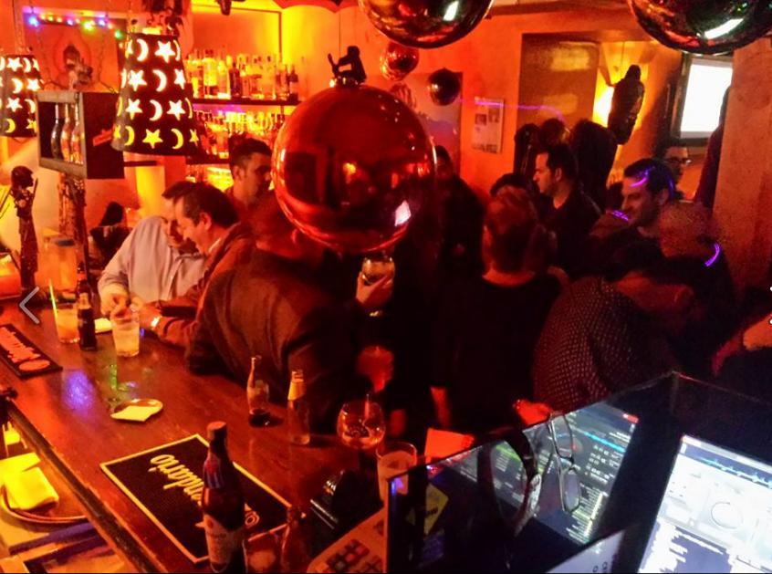 El Bar Soho en El Puerto