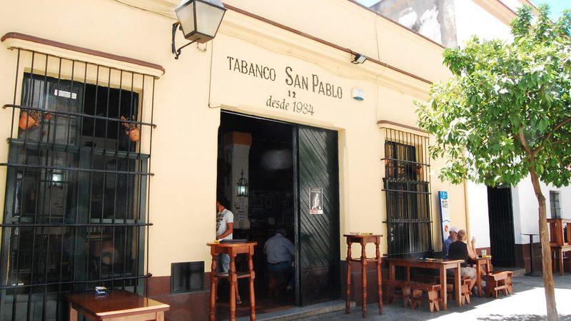 Tabanco San Pablo en Jerez