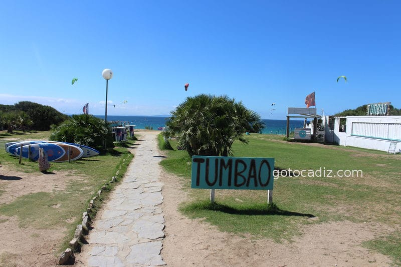 Chringuito El Tumbao en Valdevaqueros
