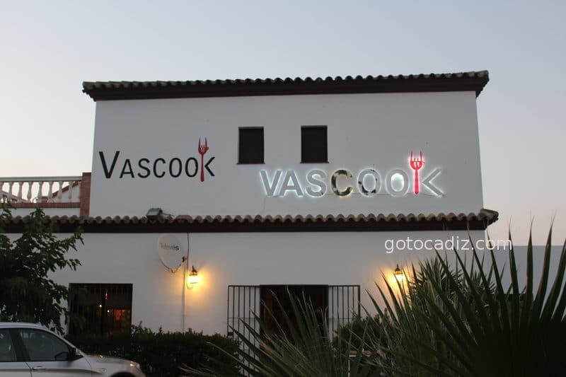 Restaurante Vascook a las afueras de Conil